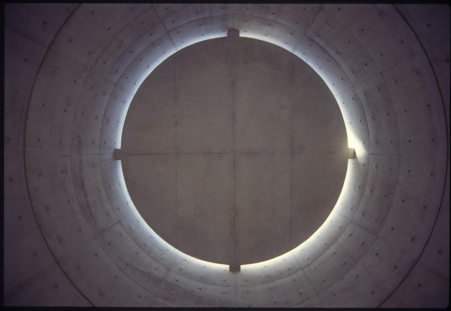 Ando tadao 1941 espace de meditation the unesco - Architecte japonais tadao ando lartiste autodidacte ...