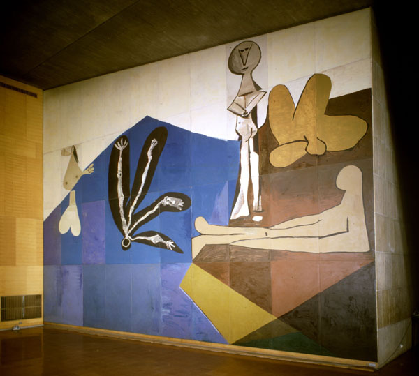 PICASSO, Pablo (1881-1973):THE FALL OF ICARUS, 1958:The UNESCO works of art collection