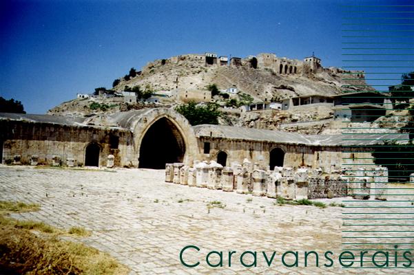 Dialogue >> UNESCO Sector for Culture: Caravanserais